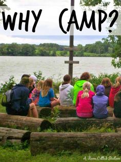Why have your kids go to camp?  Here are some great reasons why a week of camp might be a profitable summer activity.