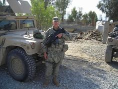 Our friend John is a real American Hero! Please shw your gratitude to a vet for their service.