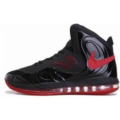 http://www.asneakers4u.com/ Nike Air Max Hyperposite Stoudemire Shoes Black/Red