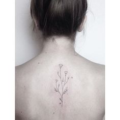 für katharina handpoked at @vadersdye   #handpoke #tattoo #vadersdye #sticknpoke…