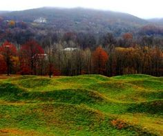 Maya Lin's Wave FieldMountainville, NY - America's Top Roadside Attractions   Travel + Leisure