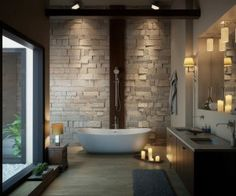 Bathrooms Rustic Bathrooms Dream Bathrooms Modern Bathrooms Paradise