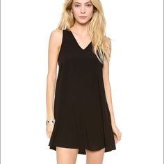 Lovers + Friends Sweet Sensation dress -black -M The best swing dress ever!  Worn once and dry cleaned - perfect for a night out. Lovers + Friends Dresses