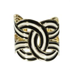 Panacea Enameled Cuff Bracelet   from Von Maur #homecoming #homecoming2013