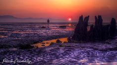 Seabank, Castlebellingham, Co. Louth sunrise