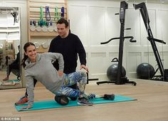 James and Christiane Duigan  are the golden couple of wellness. They have top-selling books and supplements based on their popular Clean And Lean philosophy, a global gym and workout wear brand called