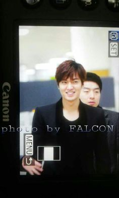 #LeeMinHo back to Seoul 7.3.14 :) Pic cr.lable/owner