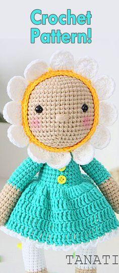 Flower doll Crochet pattern, Flower doll amigurumi Pattern, Amigurumi Flower doll Crochet, Flower doll crochet pattern, Flower doll crochet, Flower doll amigurumi, crochet Flower doll Amigurumi, Flower doll crochet toy, Flower doll amigurumi doll, #crochetdoll #crochetpattern #amigurumi