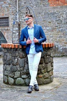 What should I wear for visit Tuscany? An Italian blogger show us 5 outfit!