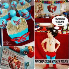 Nacho Libre Party Ideas