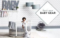 NEW: Exclusive Oilo Studio bedding for Stokke Sleepi crib at #Nordstrom | Nursery | Design | Modern | Popular for 2015