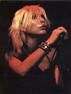 Debbie Harry from Blondie Chica Punk, Blondie Debbie Harry, Debbie Harry Hot, Birth Mother, Rockn Roll, Post Punk, Blondies, Punk Rock, Marie