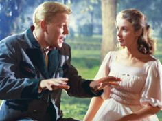Rolfe and Liesl - The Sound of Music-