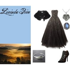 """""""Lucinda Price"""" by ally-omalley on Polyvore"""