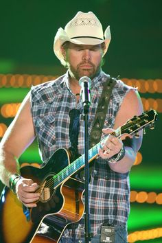 Toby Keith!