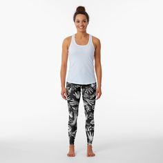 """""""Appetite Of The Living Dead"""" Leggings by GrandeDuc 