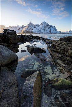Berge Norway. Photo; von Andrea Schwyter