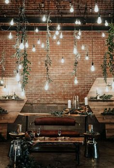18 Beautiful Ideas Industrial Wedding Decor ❤ industrial wedding decor light wedding decor Kay Bee #weddingforward #wedding #bride