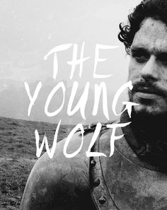 the oldest wolf of all the Starks but ok