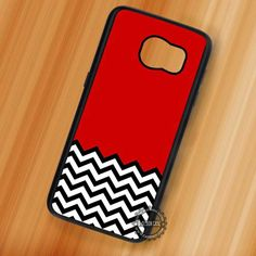 Welcome to Twin Peaks - Samsung Galaxy S7 S6 S5 Note 7 Cases & Covers