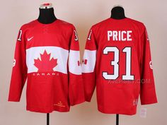 http://www.xjersey.com/canada-31-price-red-2014-olympics-jerseys.html CANADA 31 PRICE RED 2014 OLYMPICS JERSEYS Only $50.00 , Free Shipping!