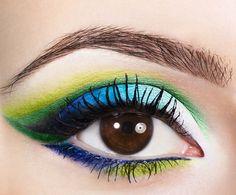 eye makeup for brown eyes | Tumblr