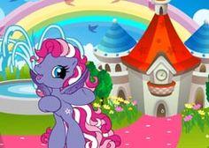 JuegosMyLittlePony.es - Juego: Castillo My Little Pony - Jugar Online Gratis