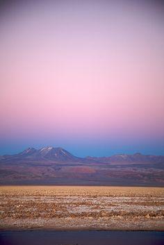 Chile, Salar de Atacama