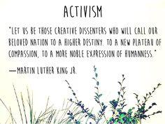 Activism | MODNOMAD STUDIO: Go-go Kitchen