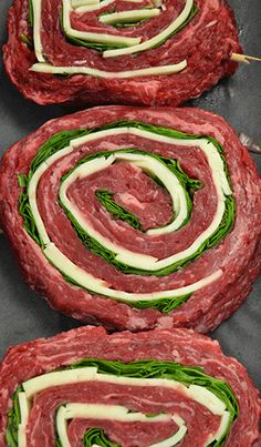 This is Sara Farthing's Fancy Flank Steak Recipe. For more recipes from our friends, visit www.wybeef.com.