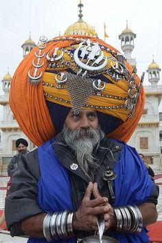 Not Sure Sikh Turbans Are Big Enough | Hint Fashion Magazine