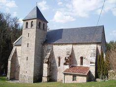 Commanderie de Gentioux, Limousin, France