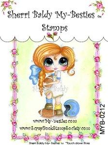 My Besties Stamps - Tocuh Down
