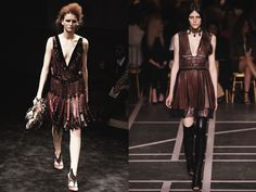 INTO THE FASHION: INSPIRATION Prada FW 20109||10… Givenchy SS||2015