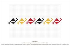Stitch 2, Cross Stitch, Hand Embroidery Stitches, Hama Beads, Beading Patterns, Pixel Art, Loom, Diy And Crafts, Projects To Try