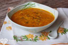 Expresná vajíčková s cícerom Soup, Tasty, Ethnic Recipes, Fit, Shape, Soups