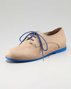 Love this: Sanford Colorblock Oxford @Lyst