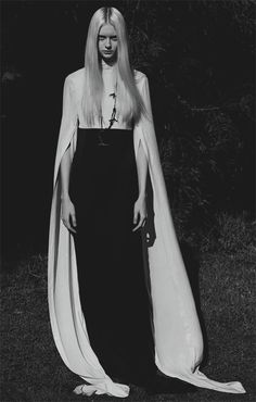 "sirensongfashion: "" Nastya Kusakina by Alasdair Mclellan for AnOther Magazine S/S 2013 (original) """