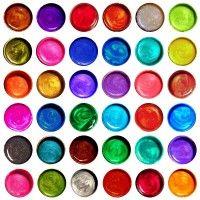 Advanced Assortment ~ Luminarte Silks Acrylic Glaze