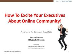 What Every Online Community Manager Needs To Succeed In Business