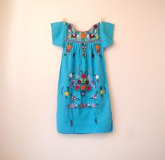 <3 Mexican embroidery!