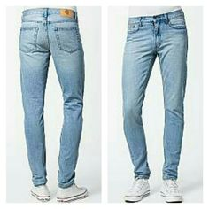 It's Monday, don't forget to look awesome this week! Get these stylish CHEAP MONDAY men's jeans for 20% off!