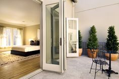 Master Bedroom Extension Ideas master bedroom deck - big sliding doors - lots of light | master