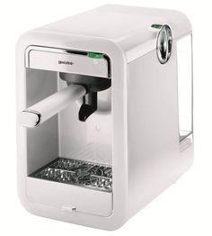 Guzzini G-Plus Espresso Coffee Machine, Cream Expresso Coffee, Coffee And Espresso Maker, Espresso Bar, Drip Coffee Maker, Coffee Shop, Miele Coffee Machine, Espresso Coffee Machine, Coffee Facts, Discount Coffee