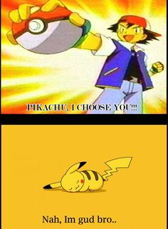 Lazy Pikachu - funny pictures - funny photos - funny images - funny pics - funny quotes - #lol #humor #funny