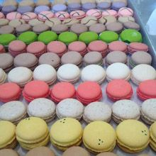 Visit Circle City Sweets in City Market for macarons, cookies and other sweet treats.