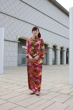 加林さんの画像 | 旗袍和亚州民族衣服