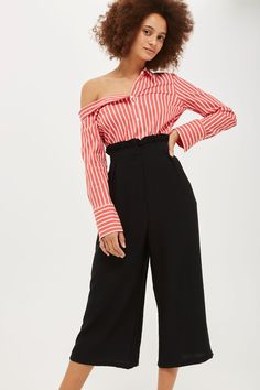 Short Girls, We Found The Perfect Pants For You #refinery29 http://www.refinery29.com/petite-pants#slide-11