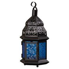 Found it at Wayfair - Exotic Ocean Candle Lantern