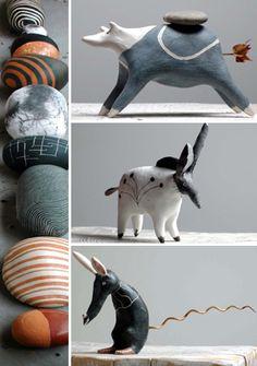 LAURENT Suchel - ceramic sculptor